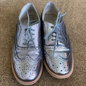 Wanted Babe Oxfords